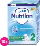 10x NUTRILON 2 (600g) – dojčenské mlieko