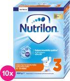 10x NUTRILON 3 (600g) – dojčenské mlieko