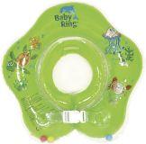 BABY RING 0-24 m zelený