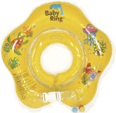 BABY RING 0-24 m žlutý
