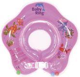 BABY RING 3-36 m růžový