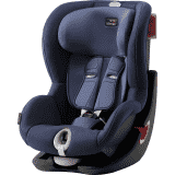 BRITAX RÖMER Autosedačka King II LS (9-18 kg) - Black/Moonlight Blue