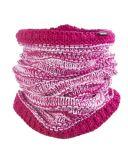 LITTLE ANGEL Nákrčník pletený dětský Outlast ® vel.4, 45-48 cm růžová