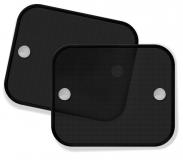 MARKAS Stínítko na okno auta 2ks černá