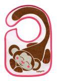 BABYONO Bryndák Froté malý, voděodolný 3 m+ opička