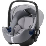 BRITAX RÖMER Autosedačka Baby-Safe 2 i-Size Bundle Flex (0-13 kg) - Grey Marble