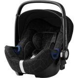 BRITAX RÖMER Autosedačka Baby-Safe 2 i-Size Bundle Flex (0-13 kg) - Crystal Black