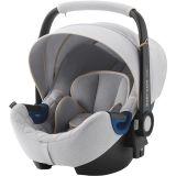 BRITAX RÖMER Autosedačka Baby-Safe 2 i-Size Bundle Flex (0-13 kg) - Nordic Grey