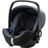BRITAX RÖMER Autosedačka Baby-Safe 2 i-Size Bundle Flex (0-13 kg) Blue Marble