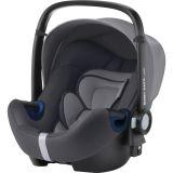 BRITAX RÖMER Autosedačka Baby-Safe 2 i-Size Bundle Flex (0-13 kg) - Storm Grey