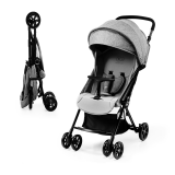 KINDERKRAFT Wózek spacerowy Lite Up – gray