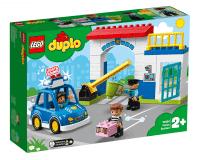 LEGO® DUPLO Town 10902 Posterunek policji