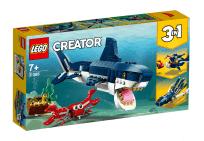 LEGO® Creator 31088 Hlbokomorské stvorenia