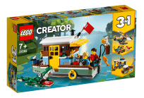 LEGO® Creator 31093 Obytná loď na rieke