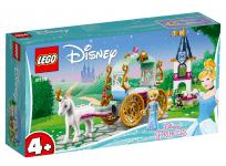 LEGO® Disney Princess 41159 Przejażdżka karetą Kopciuszka