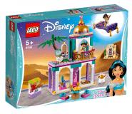LEGO® Disney Princess 41161 Palácové dobrodružstvá Aladina a Jazmíny
