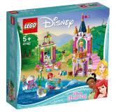 LEGO® Disney Princess 41162 Královská oslava Ariel, Šípkové Růženky a Tiany