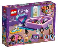 LEGO® Friends 41359 Pudełko w kształcie serca — zestaw przyjaźni