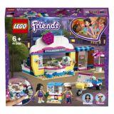 LEGO® Friends 41366 Olivia a kavárna s dortíky