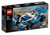 LEGO® Technic 42091 Policajná naháňačka