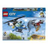 LEGO® City Police 60207 Naháňačka leteckej polície sdronom
