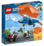 LEGO® City Police 60208 Zatknutie zlodeja na padáku