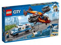 LEGO® City Police 60209 Letecká policie a loupež diamantu