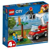 LEGO® City Fire 60212 Grilování a požár