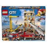LEGO® City Fire 60216 Zásah hasičov vcentre
