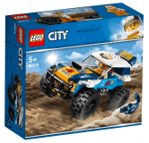 LEGO® City Great Vehicles 60218 Púštne pretekárske auto