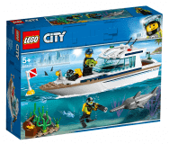 LEGO® City 60221 Great Vehicles Jacht