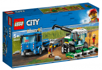 LEGO® City Great Vehicles 60223 Kombajn
