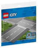 LEGO® City Supplementary 60236 Rovná cesta s križovatkou