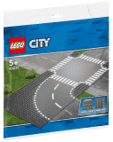 LEGO® City Supplementary 60237 Zákruta a križovatka