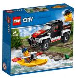 LEGO® City Great Vehicles 60240 Dobrodružstvo v kajaku