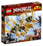 LEGO® Ninjago 70666 Zlatý drak