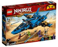 LEGO® Ninjago 70668 Jayův bouřkový štít