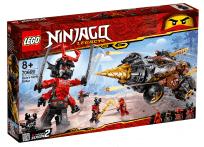 LEGO® Ninjago 70669 Coleův razicí vrták