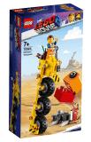 LEGO® Movie 70823 Emmetova tříkolka!