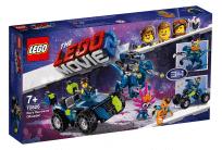 LEGO® Movie 70826 Rexův rextrémní terénní vůz!