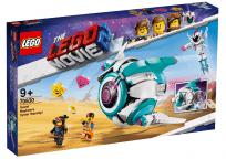 LEGO® Movie 70830 Kosmická loď generálky Mely!