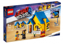 LEGO® Movie 70831 Dom Emmeta/Rakieta ratunkowa