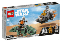 LEGO® Star Wars TM 75228 Únikový modul vs. Dewback