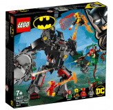 LEGO® Super Heroes 76117 Robot Batman™ vs. robot Poison Ivy™