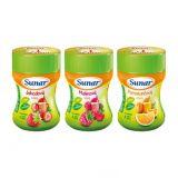SUNAR Dětský rozpustný nápoj ochutnávkové balení (3x200 g)