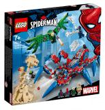 LEGO® Super Heroes 76114 Spider-Manův pavoukolez