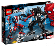 LEGO® Super Heroes 76115 Spider-Man Mech vs. Venom