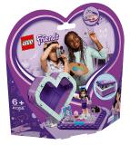 LEGO® Friends 41355 Emmina srdcová krabička