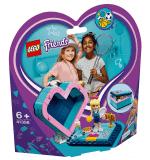 LEGO® Friends 41356 Pudełko w kształcie serca Stephanie