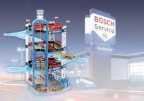 KLEIN Bosch garáž - 4 patra